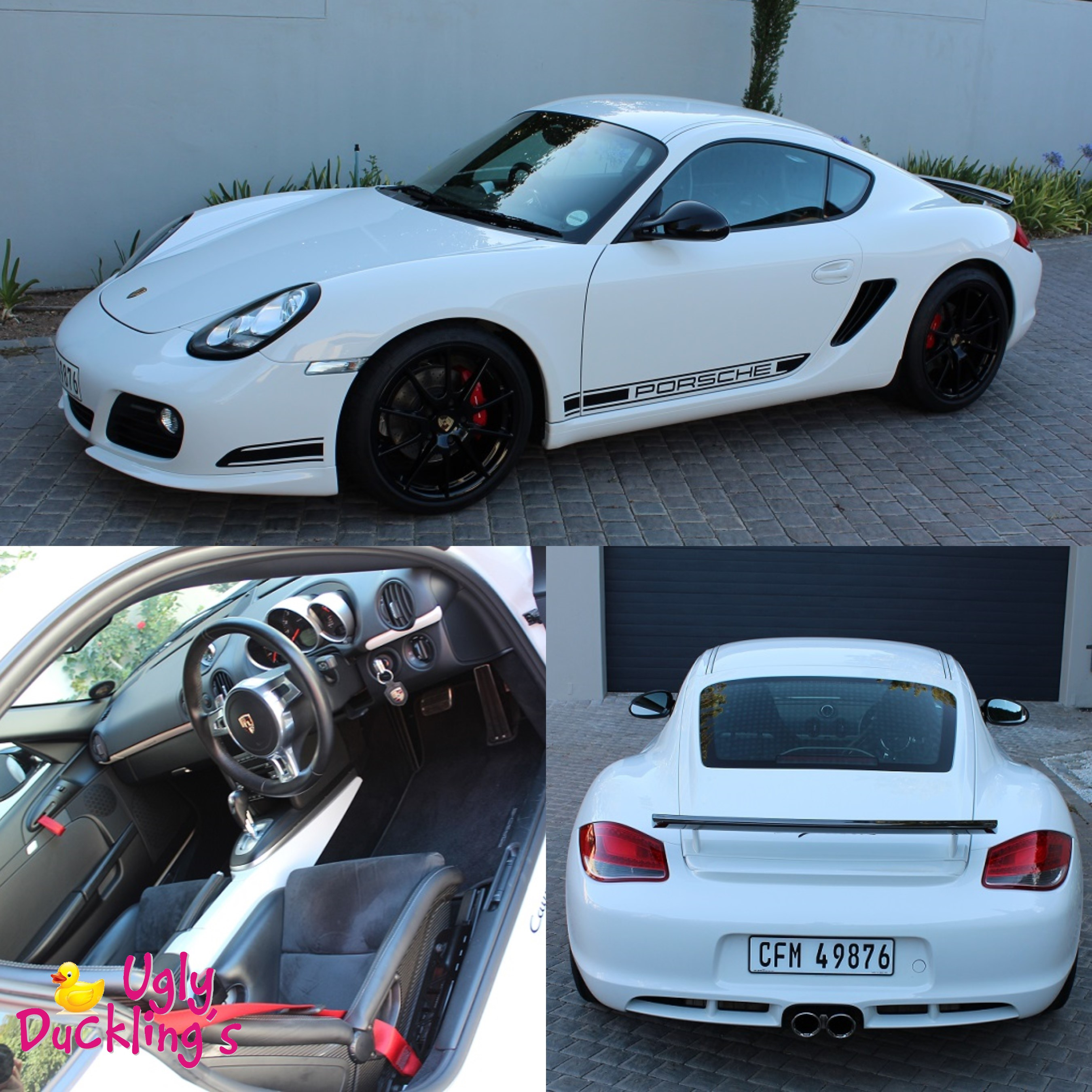2012 Porsche Cayman Camshaft: Cars And Vehicles For Movies And Photoshoots