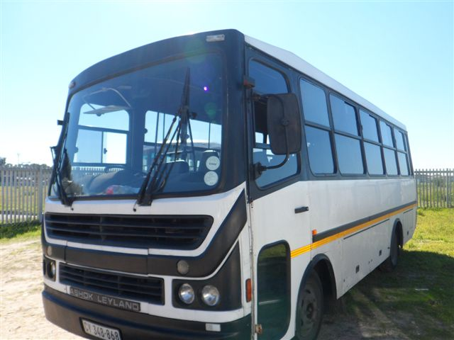2007 Ashok Leyland Bus: Cars And Vehicles For Movies And Photoshoots
